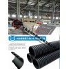 HDPE内肋增强螺旋缠绕管生产设备