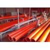 mpp电力电缆保护管生产线