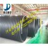 许昌钢带排污管厂家 地埋大口径钢带波纹管