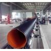 纵横机械生产钢带聚乙烯波纹管的特性有哪些