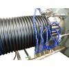 中空壁缠绕管设备|大口径排水管生产线