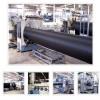 检查井专用中空壁缠绕管生产线设备