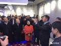 蒙阴县推动高质量发展现场交流会嘉宾到华烨集团观摩